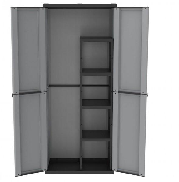 kunststoffschrank spindschrank besenschrank. Black Bedroom Furniture Sets. Home Design Ideas
