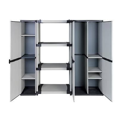 schrank kunststoff keller keter schrank lounge. Black Bedroom Furniture Sets. Home Design Ideas